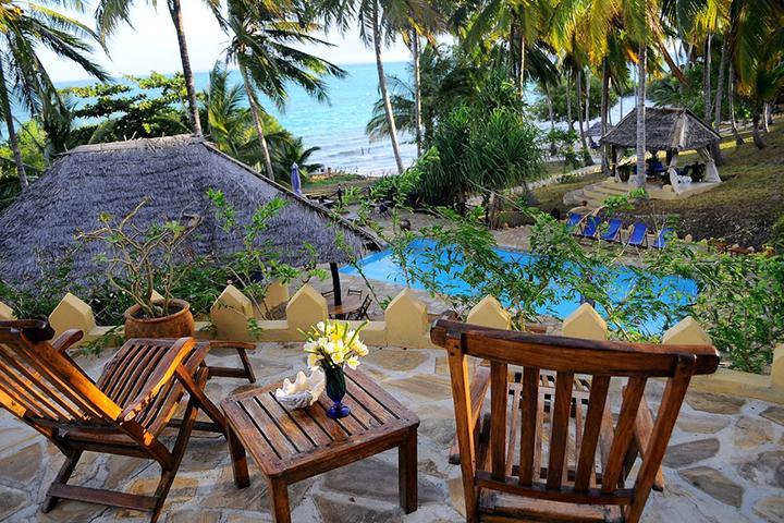 Mafia Island - Kinasi Lodge