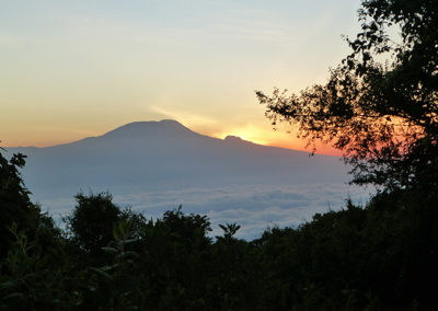 Mt. Meru sunset