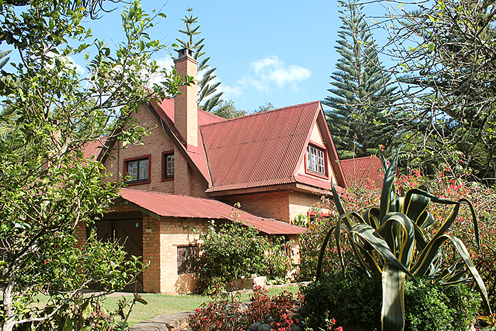 Usambara Mountains - Mullers Lodge